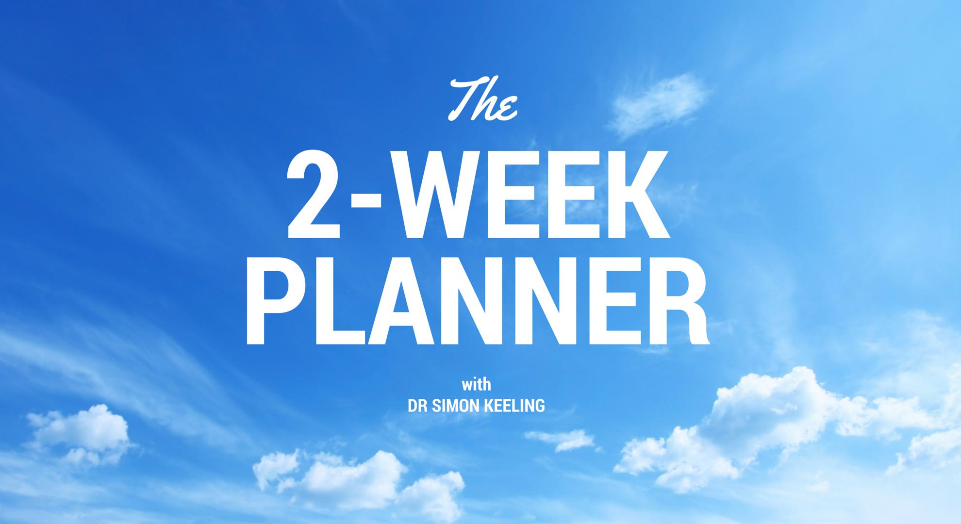 2weekplanner